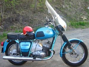 Из истории мотоцикла ИЖ Юпитер 3