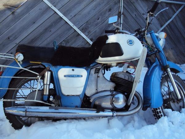 Фотогалерея мотоцикла ИЖ Юпитер 3 - фото 5