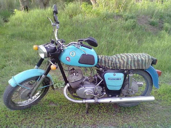 Фотогалерея мотоцикла ИЖ Юпитер 3 - фото 6