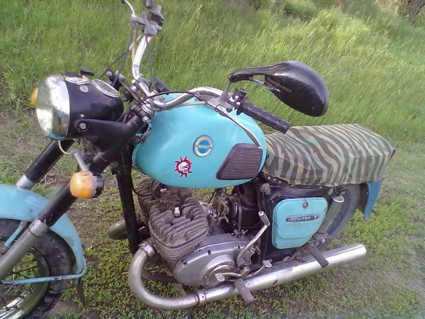 Фотогалерея мотоцикла ИЖ Юпитер 3 - фото 7