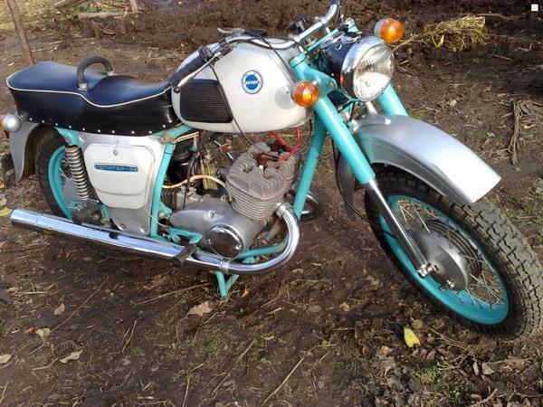 Фотогалерея мотоцикла ИЖ Юпитер 3 - фото 11