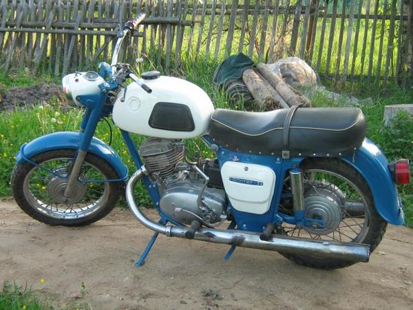 Фотогалерея мотоцикла ИЖ Юпитер 3 - фото 12