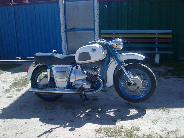 Фотогалерея мотоцикла ИЖ Юпитер 3 - фото 13