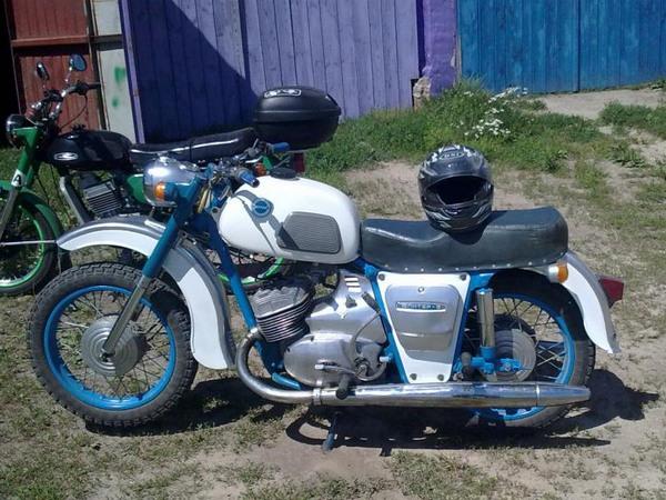 Фотогалерея мотоцикла ИЖ Юпитер 3 - фото 14
