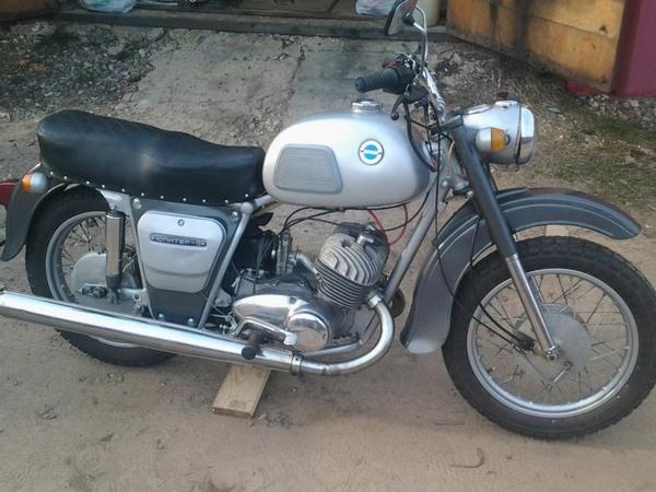 Фотогалерея мотоцикла ИЖ Юпитер 3 - фото 15