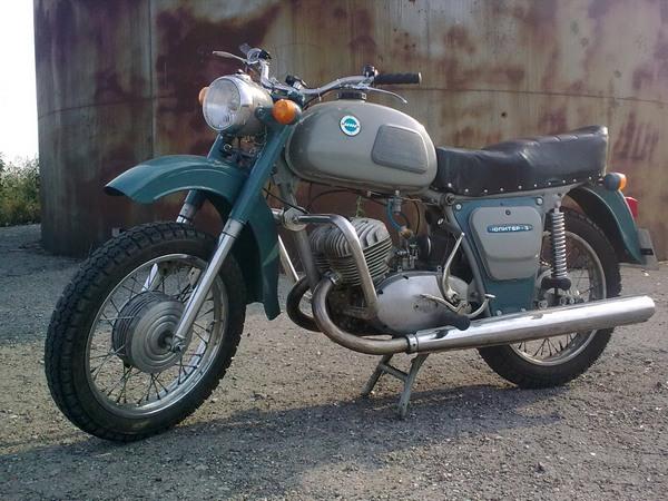 Фотогалерея мотоцикла ИЖ Юпитер 3 - фото 16