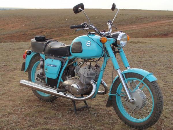 Фотогалерея мотоцикла ИЖ Юпитер 3 - фото 1
