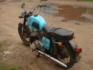 Технические характеристики  мотоцикла ИЖ Юпитер 3