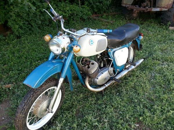 Фотогалерея мотоцикла ИЖ Юпитер 3 - фото 2