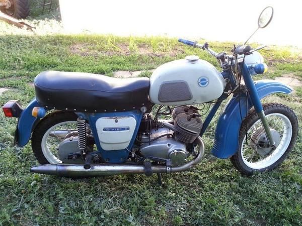 Фотогалерея мотоцикла ИЖ Юпитер 3 - фото 3