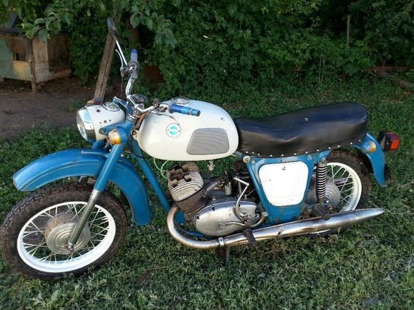 Фотогалерея мотоцикла ИЖ Юпитер 3 - фото 4