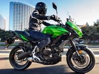 Характеристики и описание мотоцикла Kawasaki Versys 650