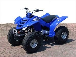 Квадроцикл Yamaha Raptor 80 YFM80R - краткое описание
