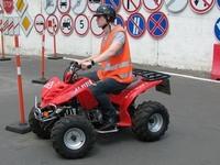 Узнайте нужно ли получать права на квадроцикл, где и какие документы необходимы для этого