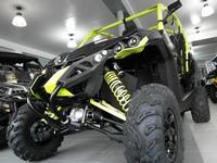 BRP Maverick 1000 Turbo - самый мощный в мире квадроцикл с поперечной посадкой