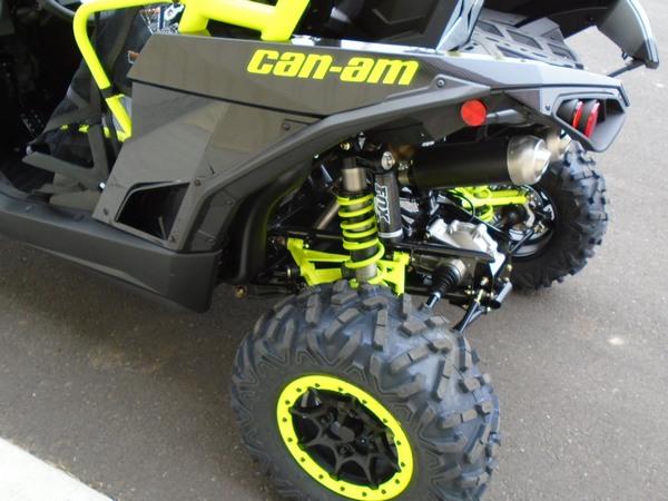 Фотогалерея квадроцикла  BRP Maverick 1000 X DS TURBO - фото 14