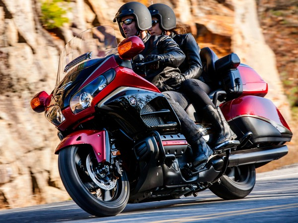 Фотогалерея мотоцикла Honda Gold Wing GL 1800 - фото 5