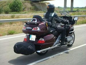 Характеристики и показатели мотоцикла Хонда Голд Винг 1800