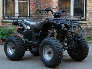 Конструкция квадроцикла Irbis ATV 200 U