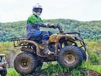 Квадроцикл Irbis ATV 200 U - характеристики модели