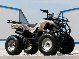 Дизайн квадроцикла Ирбис 200 У