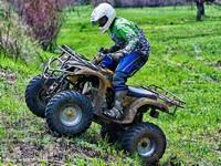 Irbis ATV 200 U -  бюджетный квадроцикл китайского производства