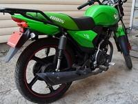 Ирбис ГС 150 - обзор универсального мотоцикла