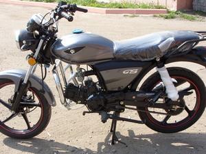 Описание мотоцикла Ирбис (Irbis) 150