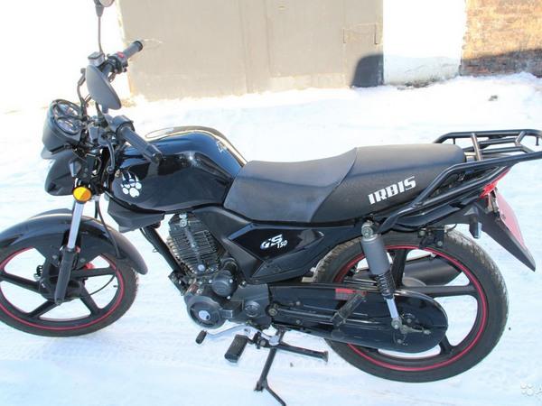 Фотогалерея мотоцикла Ирбис GS 150 - фото 6