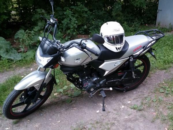 Фотогалерея мотоцикла Ирбис GS 150 - фото 8
