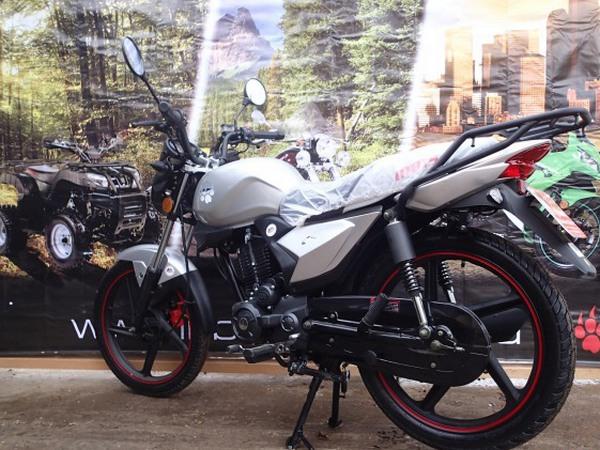 Фотогалерея мотоцикла Ирбис GS 150 - фото 10