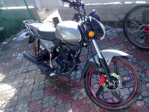 Фотогалерея мотоцикла Ирбис GS 150 - фото 11