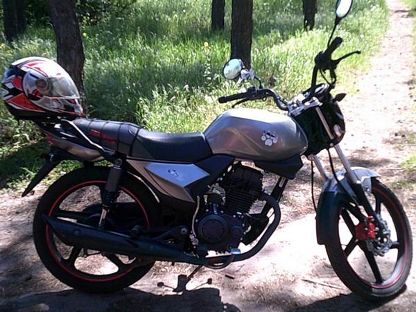 Фотогалерея мотоцикла Ирбис GS 150 - фото 12