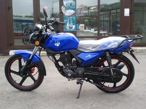 Фотогалерея мотоцикла Ирбис GS 150 - фото 13