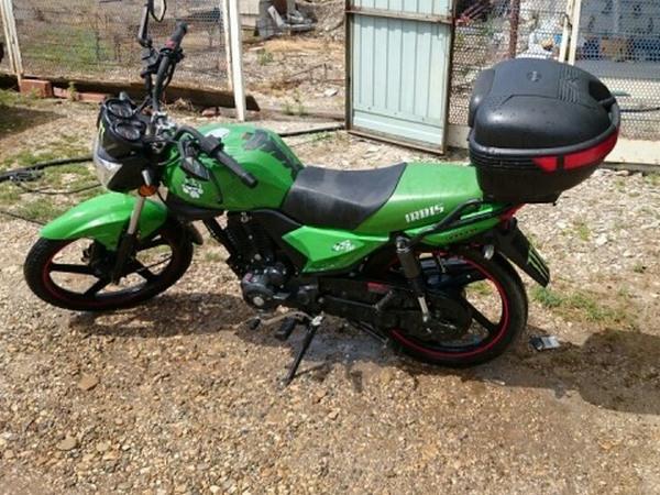 Фотогалерея мотоцикла Ирбис GS 150 - фото 14