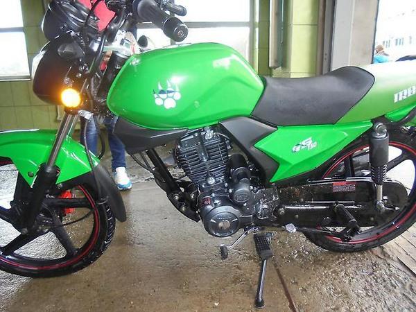 Фотогалерея мотоцикла Ирбис GS 150 - фото 15