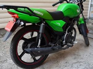 Обзор мотоцикла Ирбис 150 ГС