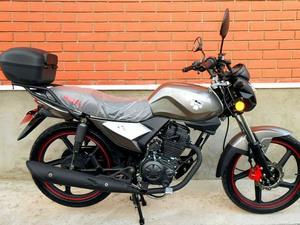 Конструкция мотоцикла Ирбис 150