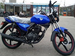 История мотоцикла Ирбис 150