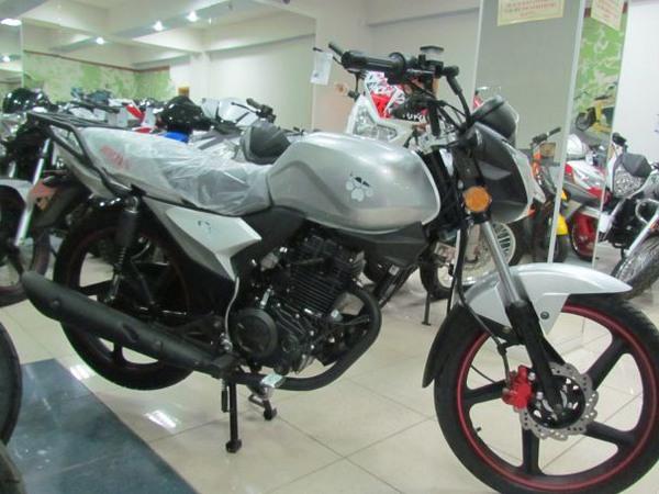 Фотогалерея мотоцикла Ирбис GS 150 - фото 1