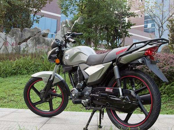 Фотогалерея мотоцикла Ирбис GS 150 - фото 2