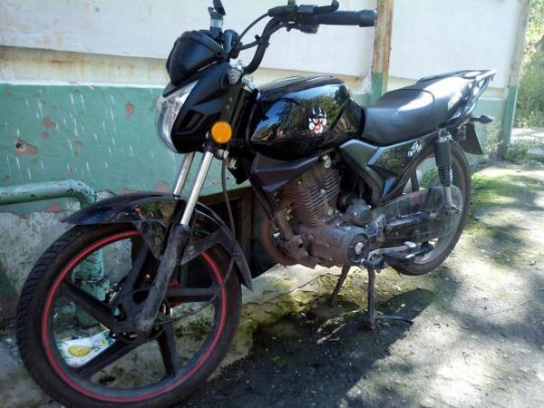 Фотогалерея мотоцикла Ирбис GS 150 - фото 3