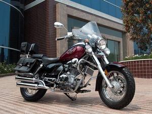 Описание мотоцикла Irbis Garpia 250