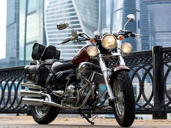 Фотогалерея мотоцикла Irbis Garpia (Ирбис Гарпия) 250 - фото 5