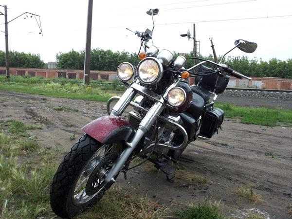 Фотогалерея мотоцикла Irbis Garpia (Ирбис Гарпия) 250 - фото 15