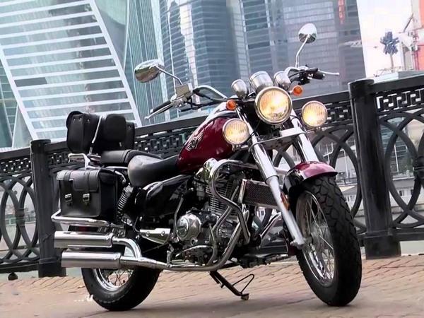 Фотогалерея мотоцикла Irbis Garpia (Ирбис Гарпия) 250 - фото 16