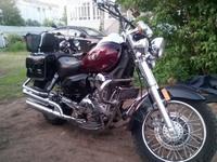 Мотоцикл Ирбис Гарпия 250 - максимум комфорта