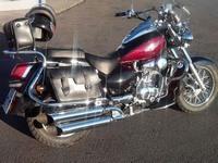 Дорожный мотоцикл Ирбис Гарпия 250