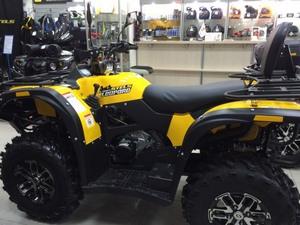 Описание квадроцикла Stels  ATV 600 Leopard