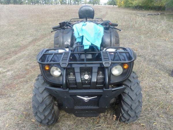 Фотогалерея квадроцикла Stels ATV 500 GT - фото 3